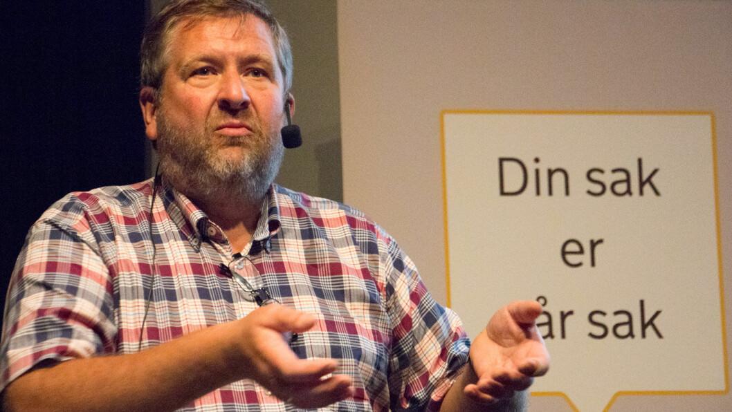 MOBILITET: – Vi er i en situasjon som likner på å skulle innføre privatbilismen på nytt, sier Bernt Reitan Jenssen i Ruter.
