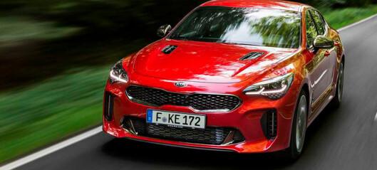 Her er en Kia med Maserati-følelse
