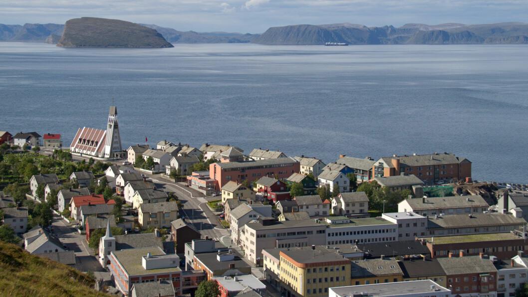 BYPAKKE: Hammerfest er en av 23 byer i Norge som finansierer samferdselssatsningen gjennom en bypakke. Foto: Martha de Jong Lantink/Flickr