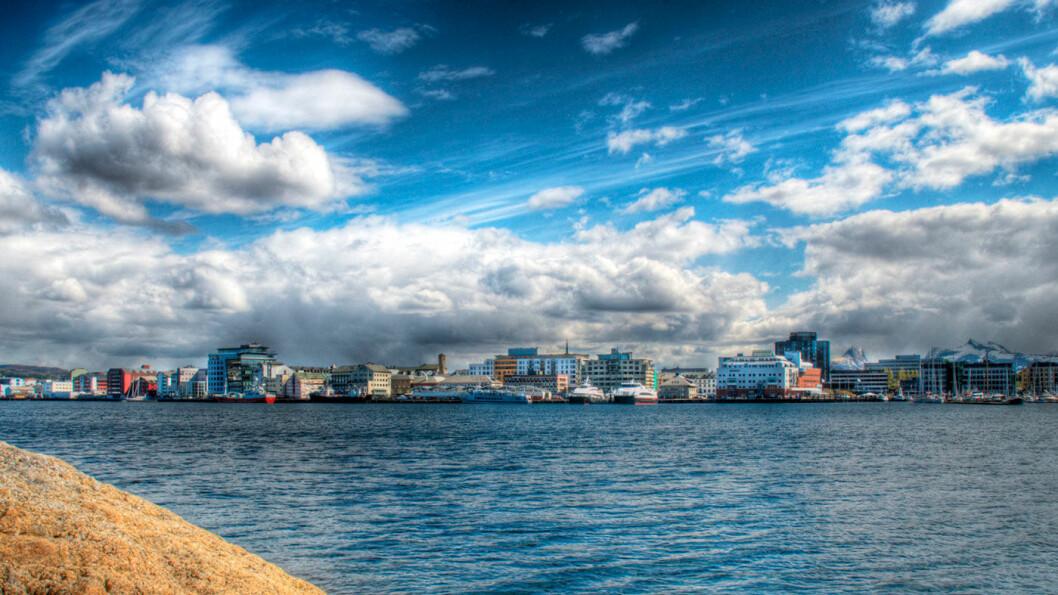 BYPAKKE: En av totalt 23 ulike bypakker tilrettelegges i Bodø og Salten-regionen. Foto: Leon Johannessen/Flickr