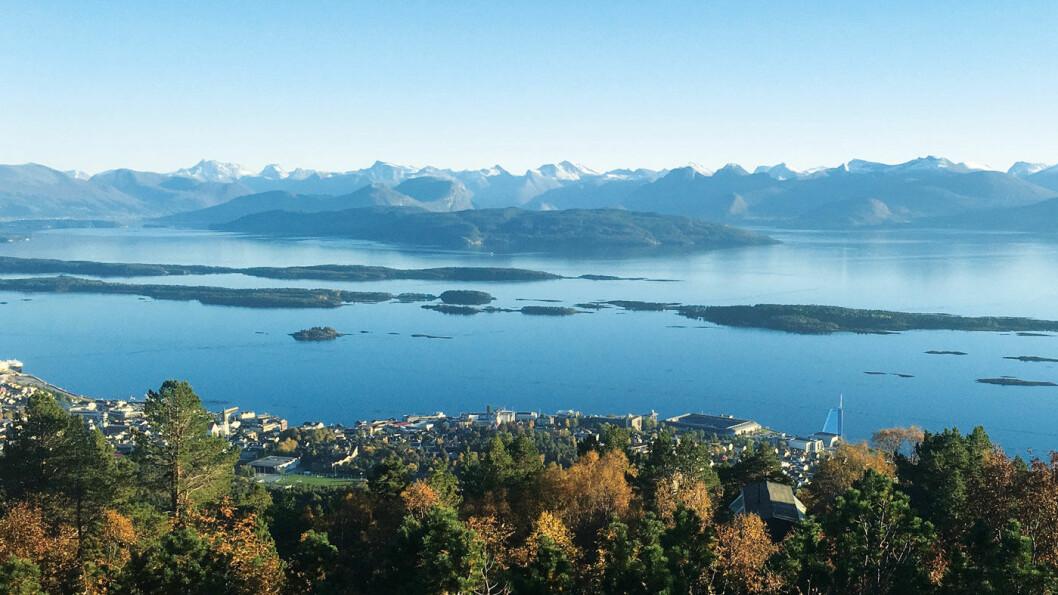 BYPAKKE: Totalbudsjettet for bypakken i Molde er på 2,5 milliarder kroner. Foto: Molde kommune