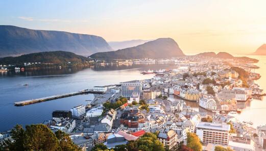 Slik blir bypakken for Ålesund