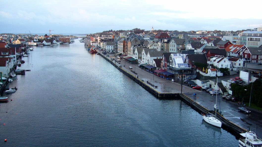 IKKE PAKKE: I Haugesundsområdet øker bompengesatsene kraftig for å dekke bypakken fra 2008. Foto: Anders Fagerjord/Flickr
