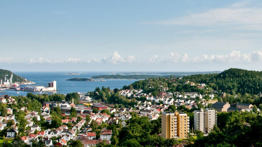 BOMPAKKE: Antallet bomstasjoner i Kristiansand blir nesten tredoblet i den nye bypakken. Foto: Ben Bodien/Flickr