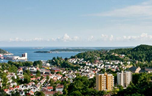 Slik blir bypakken for Kristiansand