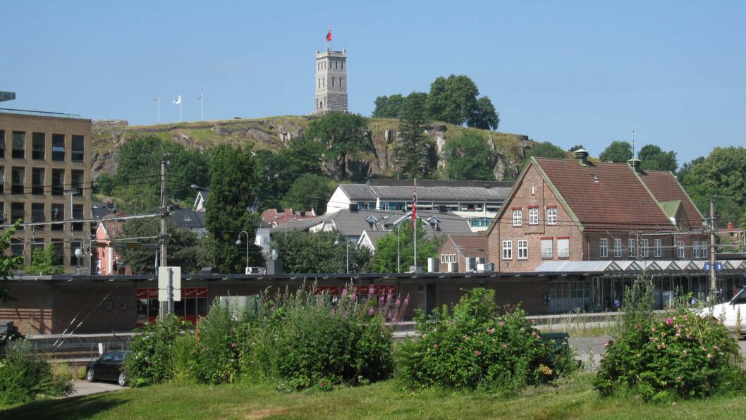 BYPAKKE: Nesten hele Tønsbergs bypakke skal dekkes av bompenger. Foto: Bernt Rostad/Flickr