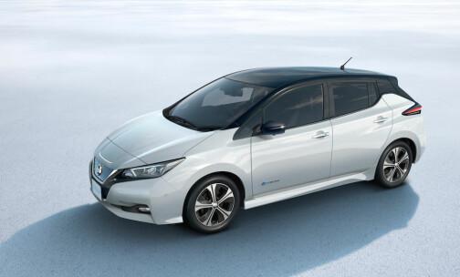 Dette er nye Nissan Leaf – til Norge i februar