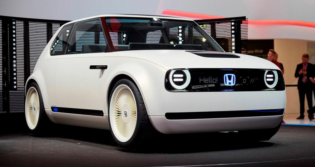 Her er Hondas elektriske by-konsept