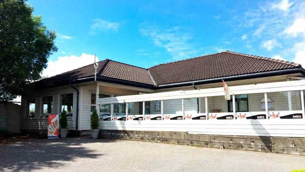 STAVANGER-BERGEN: Aksdal kro ligger langs E134 mot Haugesund.