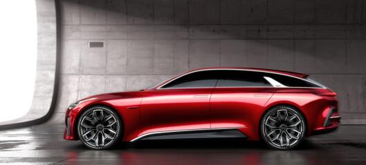 Dette kan bli Kias stiligste bil noensinne