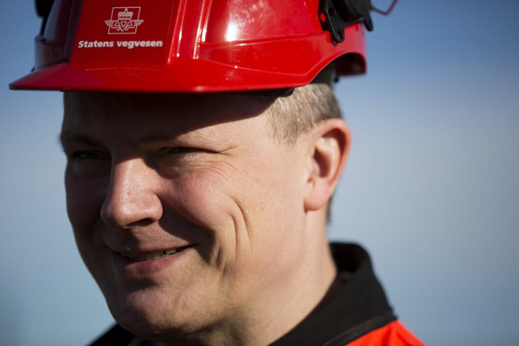 UTFORDRES OM OLSEN: Arbeiderpartiet vil drøfte Olsen Bil-saken med samferdsksminister Ketil Solvik-Olsen. Foto: Espen Røst