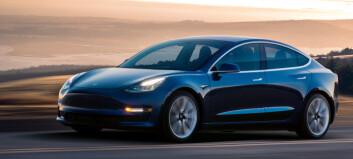 Dette er de nye elbilene som kommer i 2018