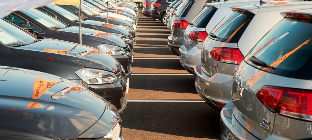 Venter 25 prosent fall i bilsalget