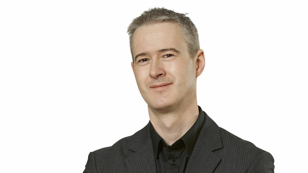 NAF-EKSPERT: Tom André Nilsen, teknisk konsulent i NAF.