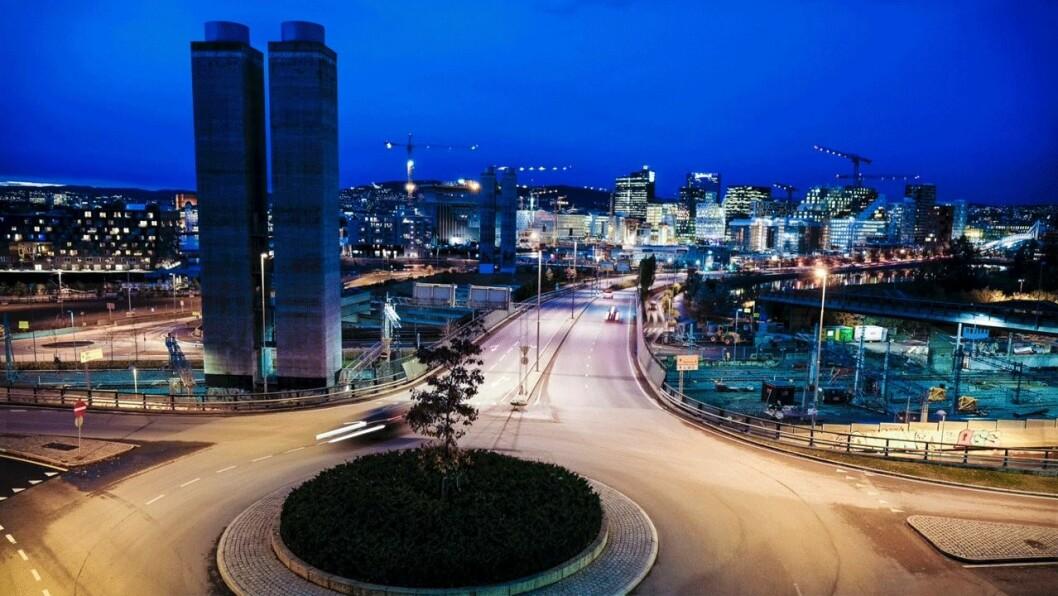 NY SERIE PÅ MOTOR.NO: De siste 50 årene har persontransport i Norge i stor grad dreid seg om bilen. Men nå skjer omfattende endringer. Er vi i ferd  med å nå toppnivået for personbilen i Norge? Foto: Jon Terje Hellgren Hansen