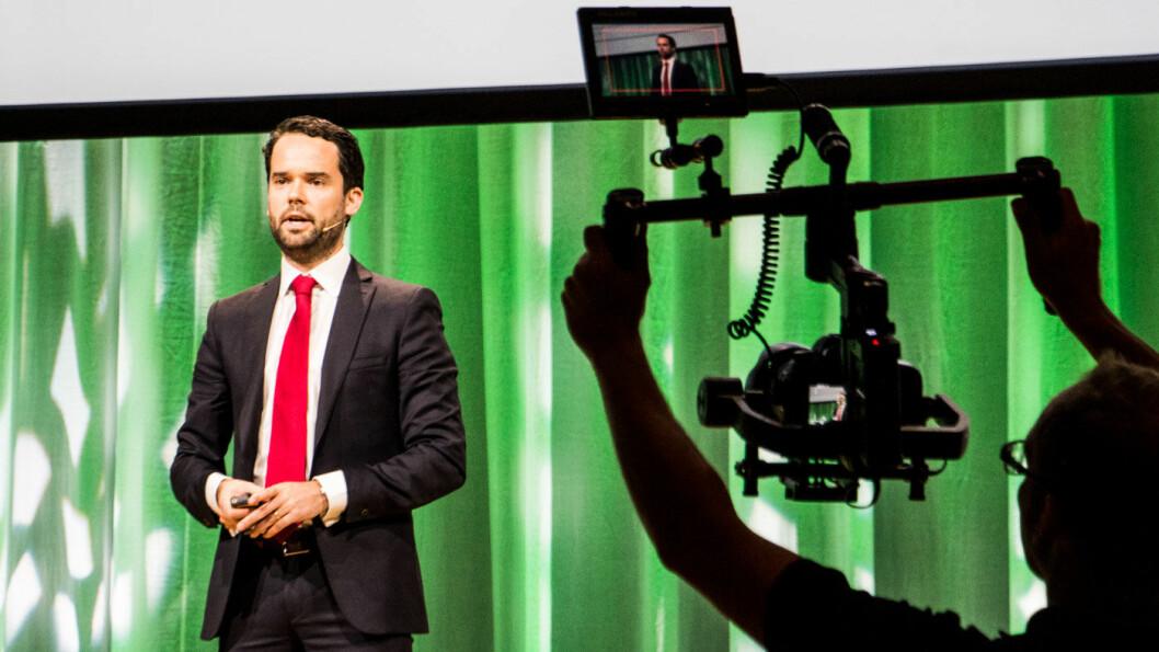 SETTER STANDARD: – Norge har vist hvor raskt overgangen til elektrisk kan gå, sier Colin McKerracher, en av verdens ofteste siterte transportanalytikere. Foto: Peter Raaum