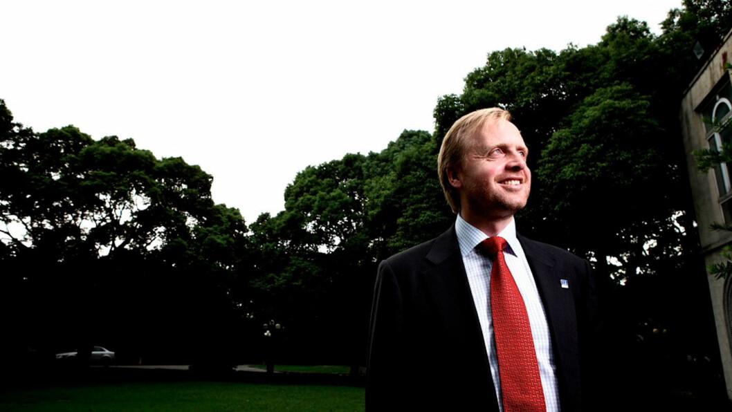 DNV GL-direktør Bjørn Haugland: «Det er en «no-brainer» at resten av verden vil følge etter i våre fotspor»
