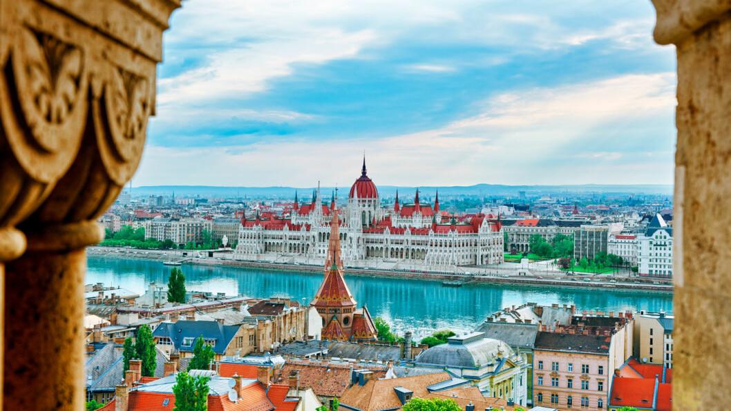 BUDAPEST: Vi tar en pause fra sykkelsetet og opplever Ungarns hovedstad, Donaus dronning, i eget tempo.