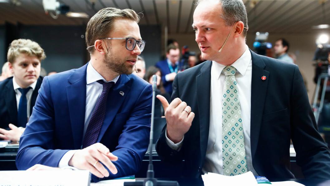 Høyrepolitiker Nikolai Astrup: «Det er ikke avgiftsmangel som holder igjen elbilsalget»