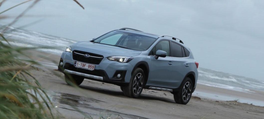 Ny Subaru XV overrasker på komfort