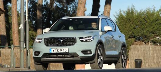 Dette er den kuleste bilen fra Volvo siden Amazon