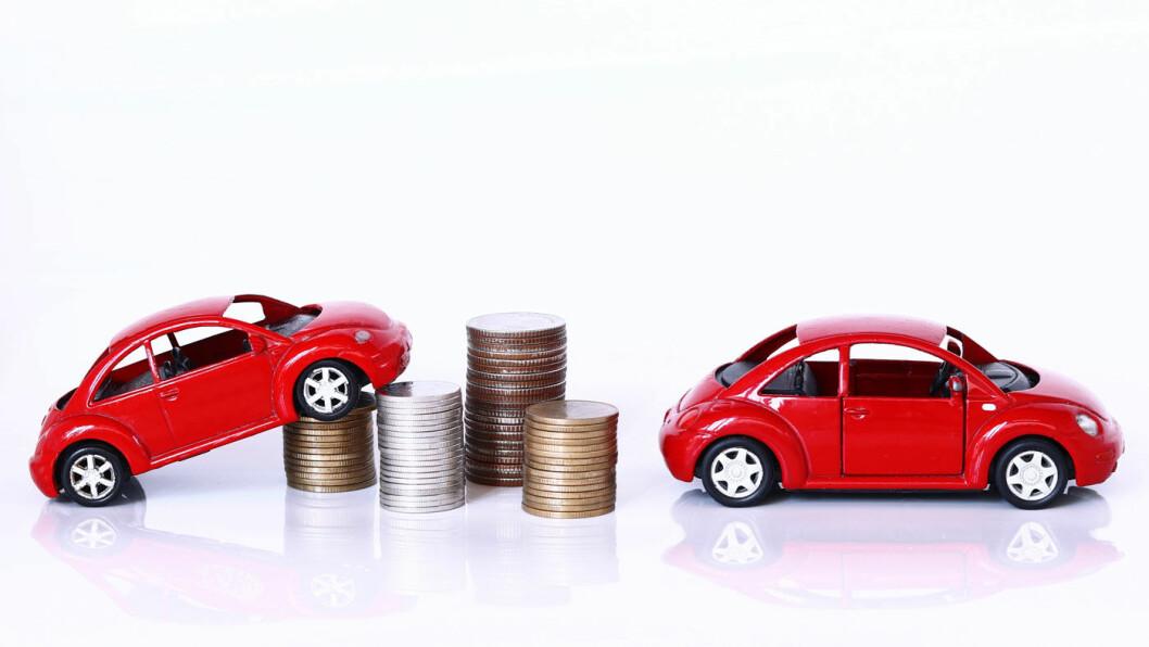 FLERE FORDELER: For deg som bileier er det flere fordeler med den nye trafikkforsikringsavgiften sammenliknet med årsavgiften. Foto: Dreamstime