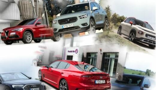 Hvilken av Årets bil-finalistene er din favoritt?