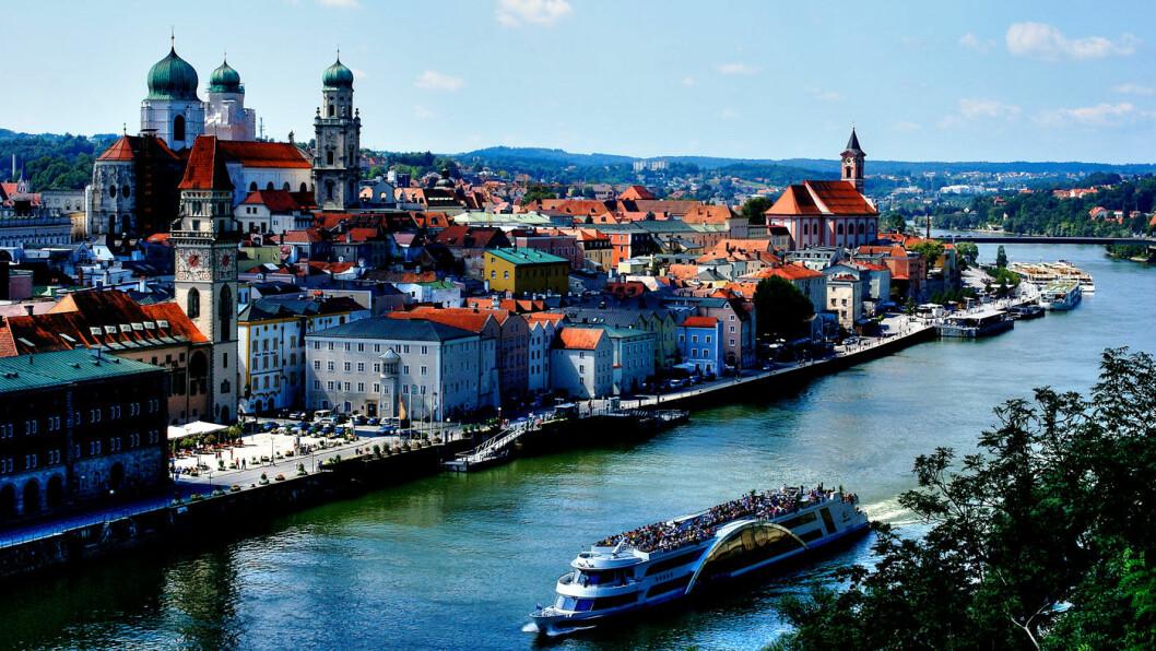 JUBILEUMSCRUISE: Veiboka er 90 år i 2018, og feires med blant cruise på Donau.