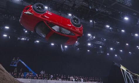 Jaguar med 100.000 i priskutt på sin minste SUV