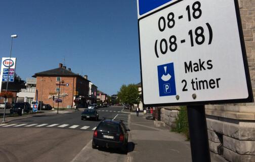 Urskive-parkering innføres i stadig flere byer