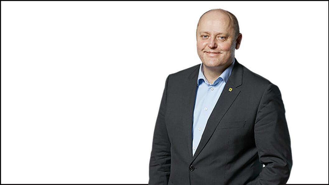 RUSTET FOR FORANDRING: Både veiprising og fortsatt fordel for elbiler etter 2020 er viktig for å få til den overgangen som kommer, mener Stig Skjøstad, administrerende direktør i NAF.