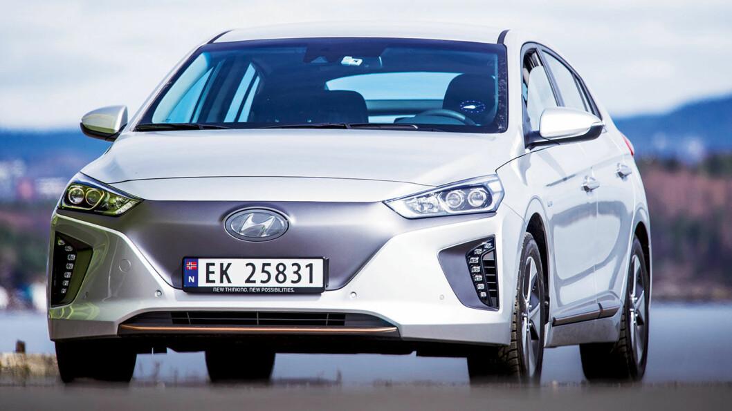 ELEKTRISK: Hyundai Ioniq