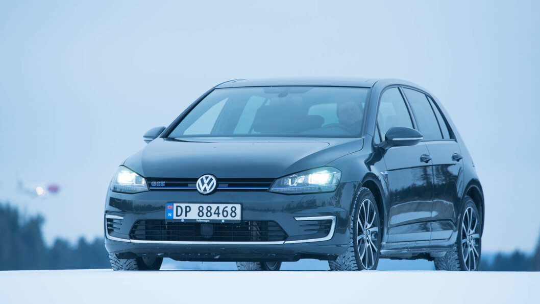 PLUG-IN: VW Golf GTE