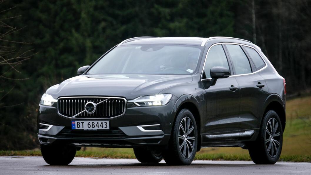 HELT PREMIUM: Volvo XC60