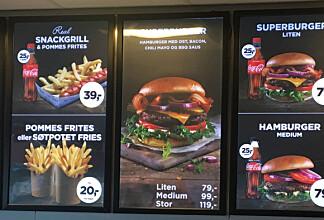Boller og burgere hos Circle K