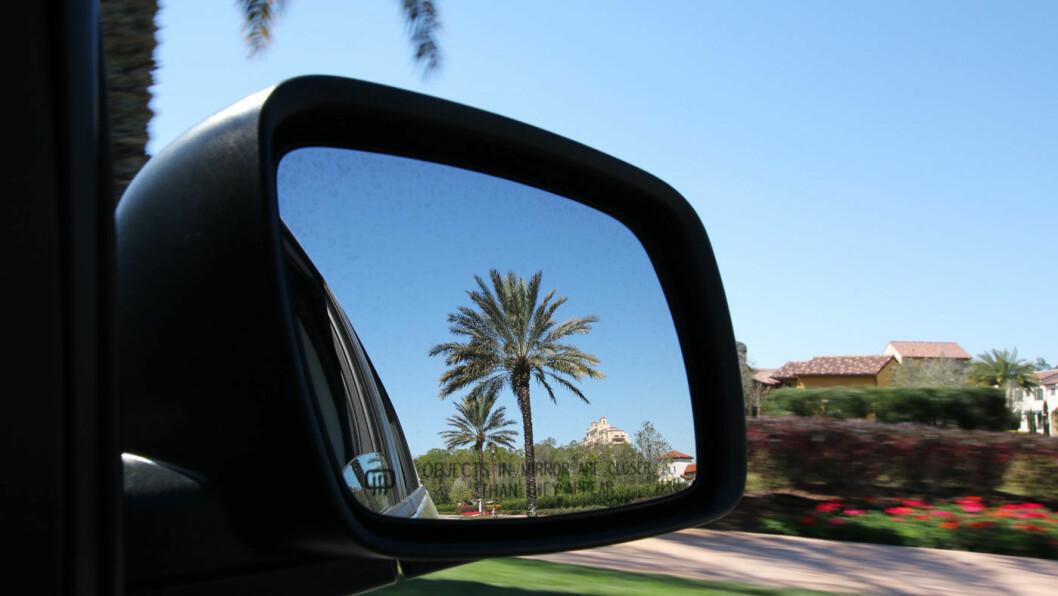 BEHAGELIGE FLORIDA: Godt klima, spennende opplevelser og lett å komme seg rundt, i tillegg er det billig å leie og kjøre bil i USA. Foto: Lina Schøyen