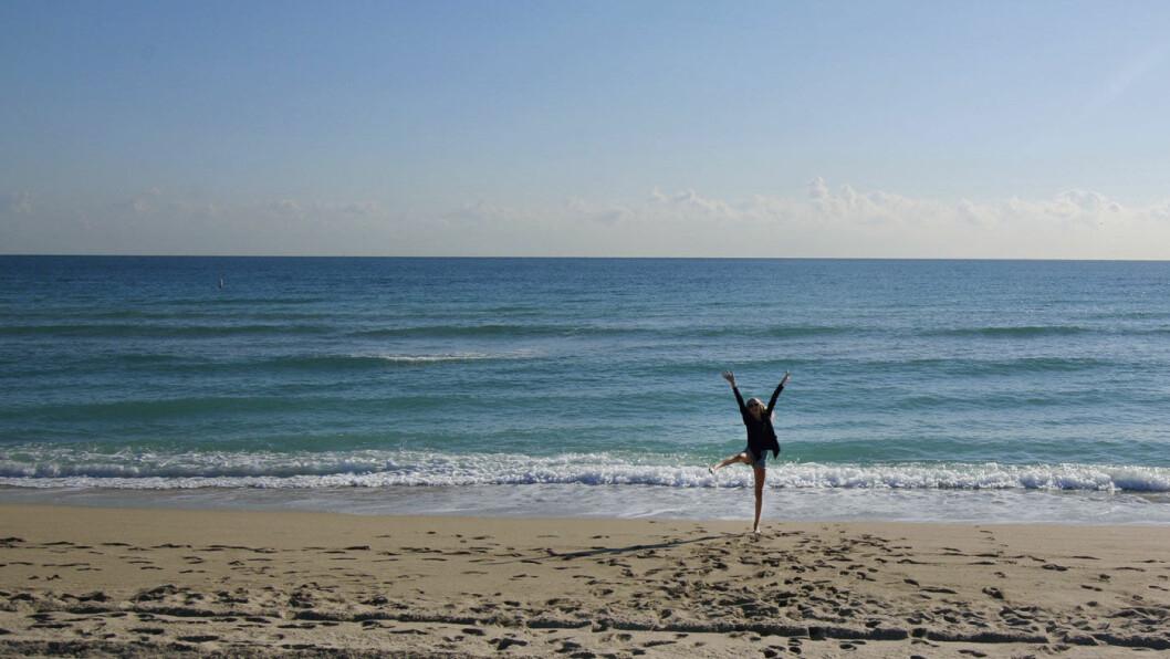 GODT KLIMA: I tillegg har Florida noen av landets beste strender.