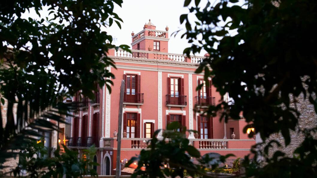 ETT AV DE MEST POPULÆRE: For 15 år siden flyttet innehaverne fra Barcelona til Begur for å åpne Hotel Aiguaclara.