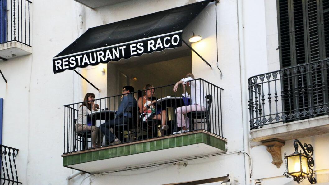 KJENT FOR GOD MAT: Costa Brava, kysten nord for Barcelona og opp mot grensen av Frankrike, er kjent for gode restauranter. Foto: Dreamstime
