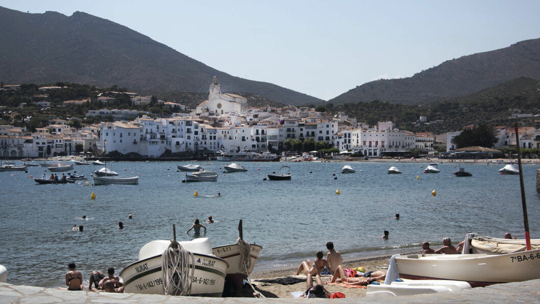 EN BY Å FORELSKE SEG I: Cadaqués er en sjarmerende landsby som ikke er ødelagt av turismen. Foto: Dreamstime
