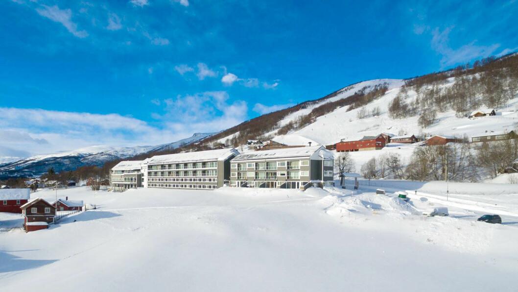 FAMILIEDREVET OG HYGGELIG: Ustedalen Hotell og Resort har både rom og leiligheter.