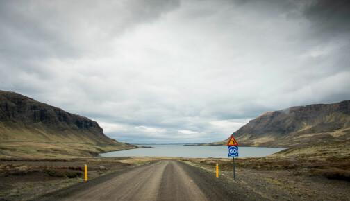Vær forberedt før du kjører Island rundt