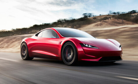 Ny Tesla gjør 0-100 km/t på 1,2 sekunder