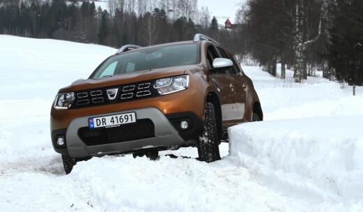 Norges billigste familie-SUV har kvittet seg med Lada-preget