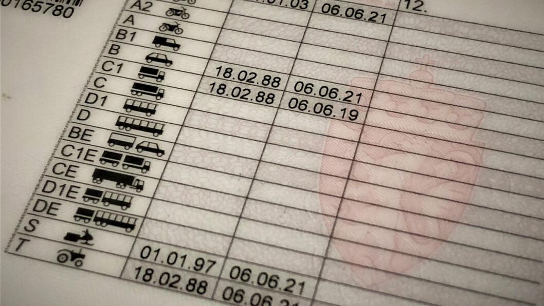GRANSKER: Har du fått førerkort uten opplæring, blir du nå avslørt. Foto: Geir Røed