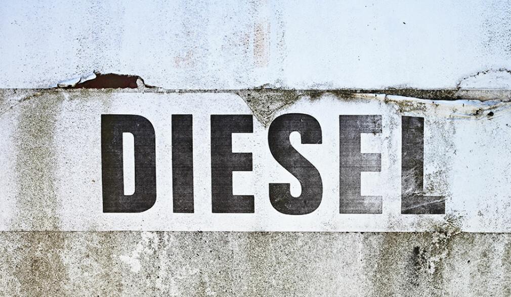 40 prosent i distriktene går for diesel ved neste bilkjøp