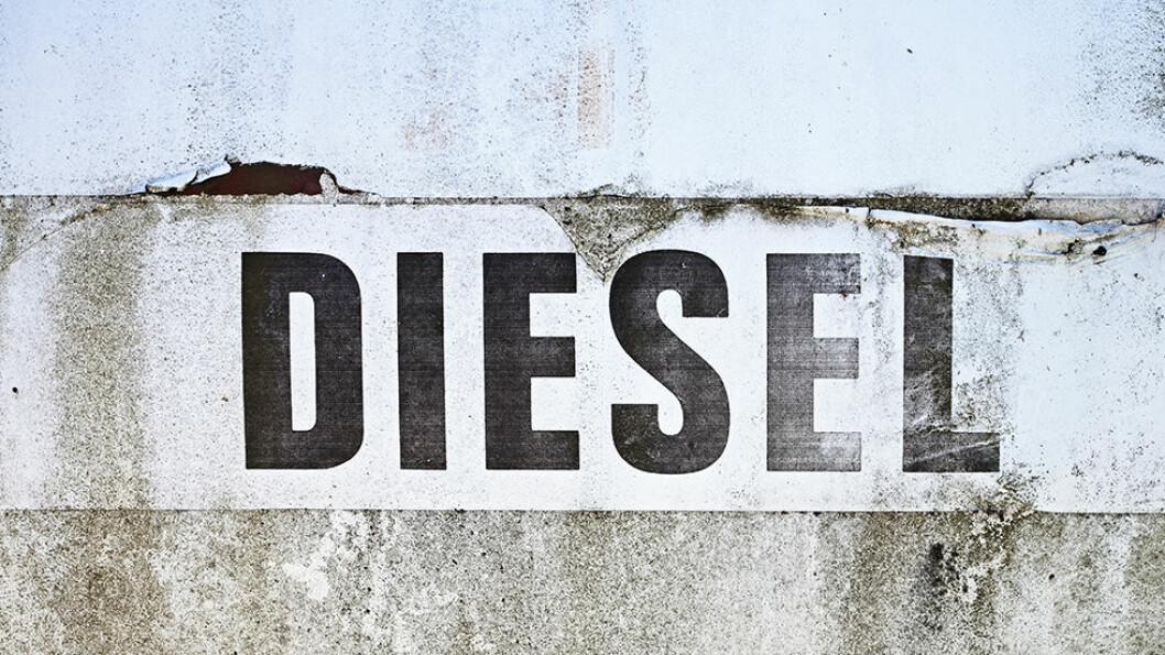 Kan fornybar diesel gi dieselbiler en ny vår? Eller er dette slutten for dieselbilene. Foto: Dreamstime