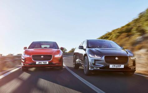 Se hvordan Jaguar fikser go'lyd på sin nye elbil