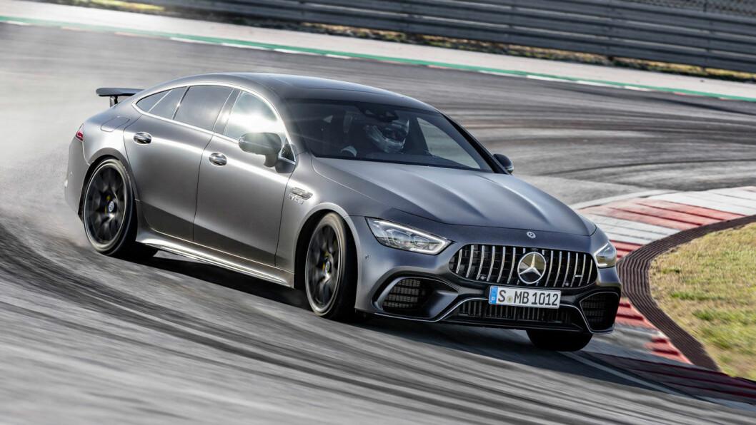 Mercedes-AMG GT 4-dørs Coupé