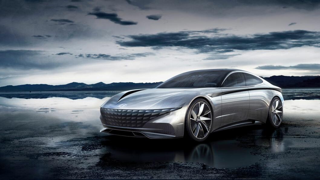 Hyundais nye designkonsept, Le Fil Rouge